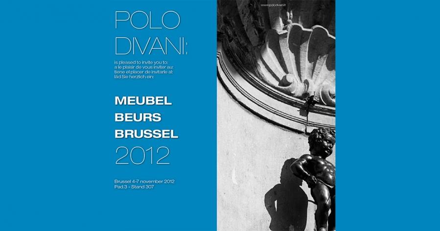 Meubel Beurs - Brussel 2012